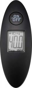 Cantar digital bagaje negru 40kg compact, cu dispozitiv LCD1