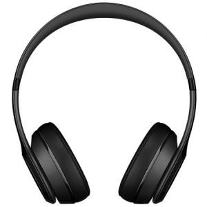 Casti Beats Solo2 On-Ear Headphones - Black - mh8w2zm1