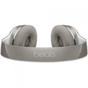 Casti Beats Solo2 On-Ear (Luxe Ed.)Silver mla42zm/a3