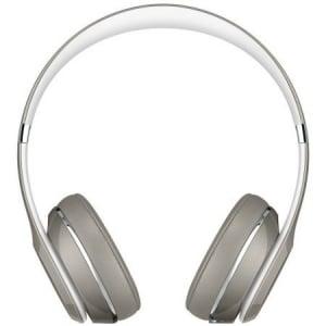 Casti Beats Solo2 On-Ear (Luxe Ed.)Silver mla42zm/a4