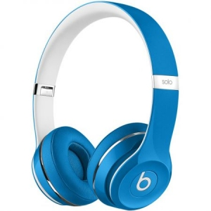 Casti Beats Solo2 On-Ear Luxe Edition Blue ml9f2zm/a0