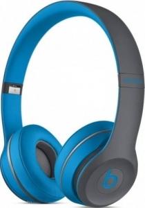 Casti Beats Solo2 Wireless Flash Blue mkq32zm/a0