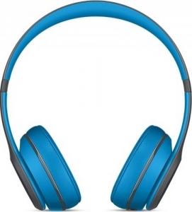Casti Beats Solo2 Wireless Flash Blue mkq32zm/a1