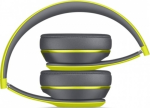 Casti Beats Solo2 Wireless Yellow  mkq12zm/a3