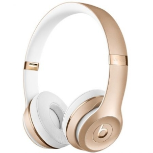 Casti Beats Solo3 Wireless On-Ear - Gold mner2zm/a0