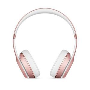 Casti Beats Solo3 Wireless On-Ear  - Rose Gold mnet2zm/a5