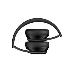 Casti Beats Solo3 Wireless On-Ear Headphones - Gloss Black mnen2zm4