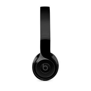 Casti Beats Solo3 Wireless On-Ear Headphones - Gloss Black mnen2zm6