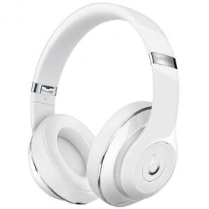 Casti Beats Studio Wireless Over-Ear  - Gloss White mp1g2zm/a0