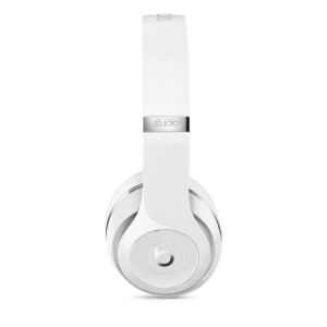 Casti Beats Studio Wireless Over-Ear  - Gloss White mp1g2zm/a1