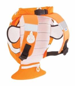 Rucsac Trunki PaddlePak Clown Fish0