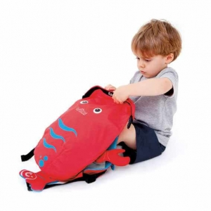Rucsac Trunki PaddlePak Lobster Rosu0