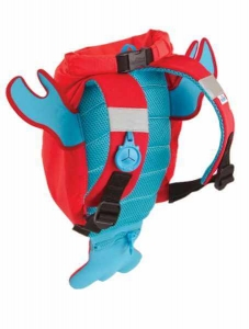 Rucsac Trunki PaddlePak Lobster Rosu1