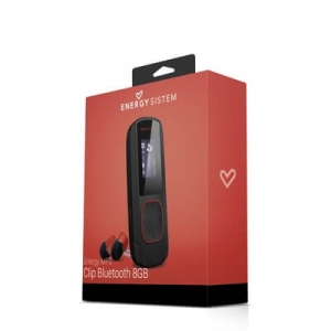 MP3 Player Energy Sistem CLIP Bluetooth Coral4