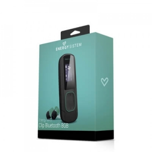 MP3 Player Energy Sistem CLIP Bluetooth Mint4