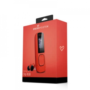 MP3 Player Energy Sistem CLIP Coral4