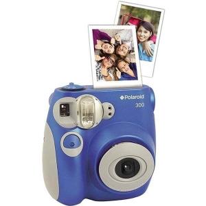 Polaroid 300 albastru - Aparat foto instant1