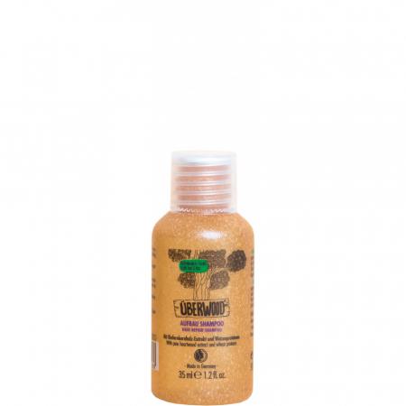 Șampon HAIR REPAIR pentru păr normal sau deteriorat - TRAVEL 35 ml - ÜBERWOOD