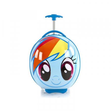 Troler de calatorie pentru copii Heys My Little Poney0