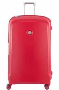 Troler Delsey Belfort Plus 82 cm rosu0