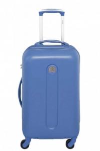 Troler Delsey Helium classic 55 cm albastru0