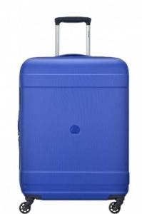 Troler Delsey Indiscrete Hard 66 cm albastru0
