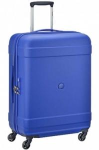 Troler Delsey Indiscrete Hard 66 cm albastru1