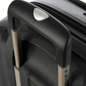 Troler Laptop Roncato Double, Negru/Lime2