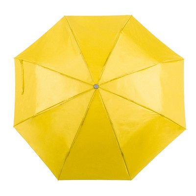 Umbrela manuala,pliabila - Galben0