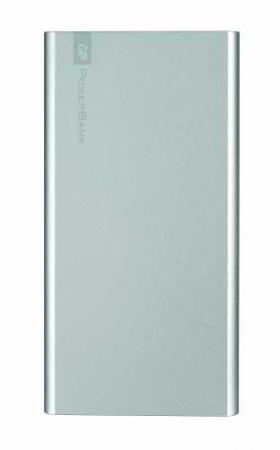 Acumulator portabil powerbank 10000mAh, argintiu, GP0