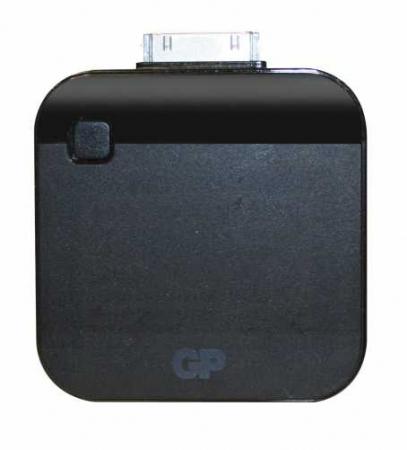 Acumulator portabil powerbank 1750mAh, negru, GP4