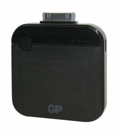 Acumulator portabil powerbank 1750mAh, negru, GP0