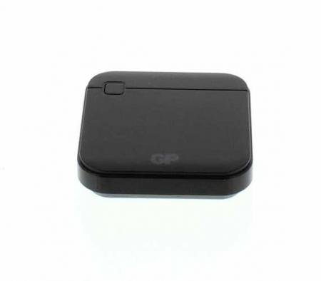 Acumulator portabil powerbank 1750mAh, negru, GP1