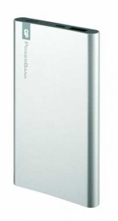 Acumulator portabil powerbank 5000mAh, argintiu, GP3