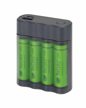 Acumulator portabil powerbank Charge Anyway 4 x 2700mAh, GP1