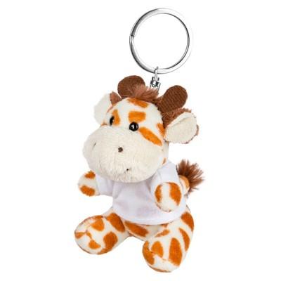 BRELOC LIZZY - Girafa de plus