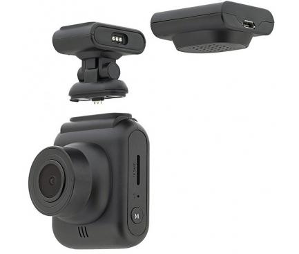 Camera auto Tellur Dash Patrol DC2, FullHD 1080P, GPS, Black inbagaj [2]