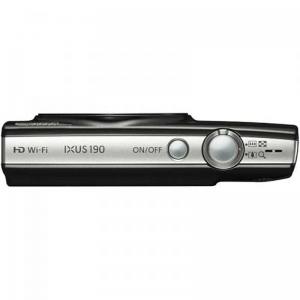 Camera foto Canon IXUS 190 BLACK, rezolutie 20 MP3