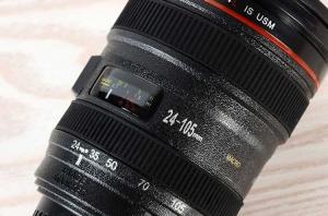 Cana obiectiv aparat foto - Negru - Plastic2