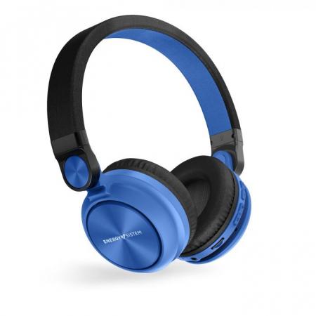 Casti over-ear Bluetooth Energy BT Urban 2 Radio, Bluetooth 4.2 Albastru0
