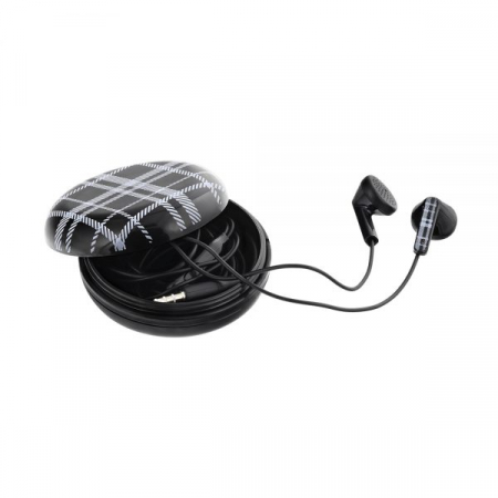 Casti Tellur In-Ear Berry - Negru2
