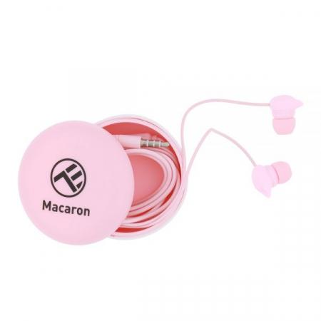 Casti Tellur In-Ear Macaron - Roz3