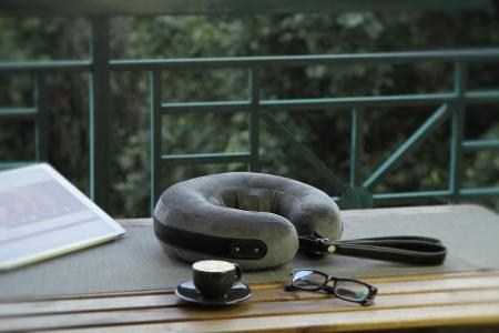 Dispozitiv masaj pentru gat - iNeck Air- BREO5