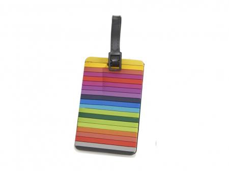 Eticheta de calatorie Travelite Stripes0