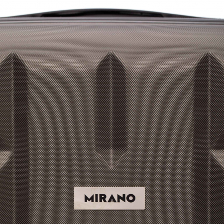 Troler de cabina MIRANO, NOVEL S, dark grey9