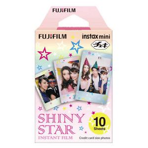 Film Instant - Fujifilm - Instax Mini Pack Shiny Star0