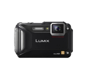 Camera foto Panasonic DMC-FT5EP-K, neagra0