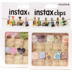 "Fujifilm Instax ""Camera"" Design Clips - clips-uri pentru fotografii, 10 bucati [1]"