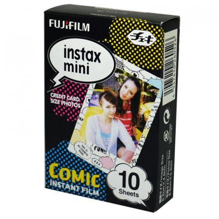 Fujifilm Instax Mini Pack Comics - film instant0