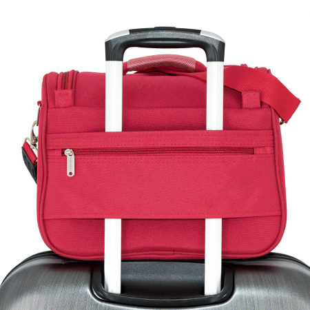 Beauty Case - Travelite Orlando  - Rosu2